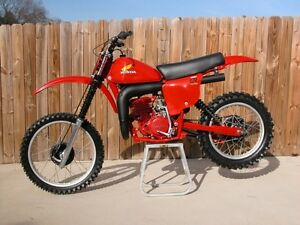 * Wanted *  Vintage Air Cooled Dirt Bikes
