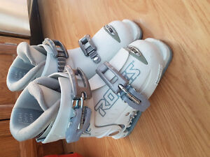 Youth Ski Items - Boots and Accessories