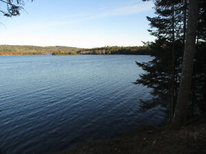 Waterfront Lot (Mactaquac