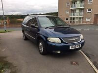 Grand voyager limited, auto 7 seater, long mot automatic cheap bargain
