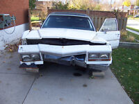 1988 Cadillac Fleetwood Brougham - FOR PARTS ONLY!!