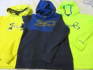 3 for $60.00 Boys Under Armour Hoodies size 10/12