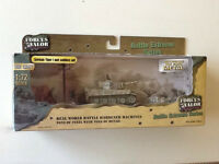 Forces Of Valor 95404 Diecast German Camo Tiger Tank & Soldiers