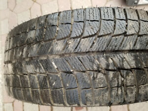 Brand new set of 225/50R17 Michelin X-ice xi3