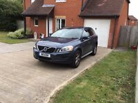 2010 Volvo XC60 SE Lux Nav manual. D5 2.5 AWD