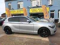 BAD CREDIT CAR FINANCE AVAILABLE 2012 12 BMW 116i SPORT 5 DOOR