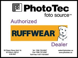 """RUFFWEAR"" PERFORMANCE DOG GEAR"