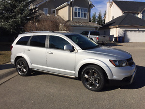 2014 Dodge Journey Crossroad SUV, Crossover