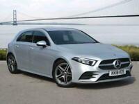 2018 Mercedes-Benz A CLASS DIESEL HATCHBACK A180d AMG Line 5dr Auto Hatchback Di
