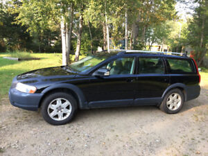 2007 Volvo XC (Cross Country) Familiale