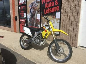 2013 Suzuki RMZ 250 dirt bike for only $59 bi-weekly!!!