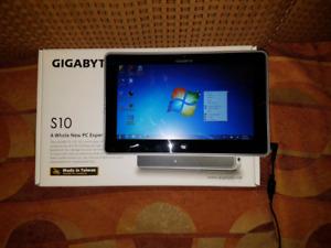 New Gigabyte Tablet PC