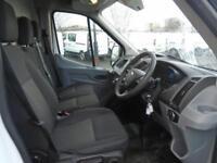 Ford Transit T350 LWB HIGH ROOF VAN 125PS DIESEL MANUAL WHITE (2015)