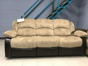 BRAND NEW Brown MOTION SOFA Up to 50% OFF, NO TAX !