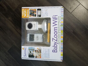 SUMMER BABY ZOOM wifi baby monitor