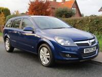 2009 Vauxhall Astra 1.7 CDTi 16V ecoFLEX SXi 110 BHP 5DR TURBO DIESEL ESTATE ...
