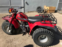 1982 HONDA ATC 200 Edmonton Edmonton Area Preview