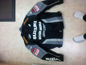 Special Edition GSXR Jacket with liner: size Large