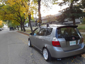 2008 modified honda fit sport for trade