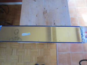 Brand New and Sealed Brass Door Kickplate
