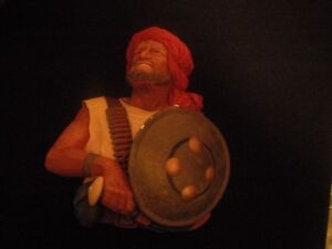 Bossons Head Wall Plaque - Made in England - in Good Condition