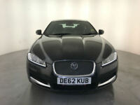 2012 62 JAGUAR XF PORTFOLIO DIESEL AUTOMATIC 188 BHP 4 DOOR SALOON FINANCE PX