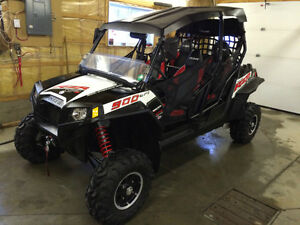 Used 2013 Polaris rzr xp 4 900