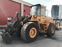 Tracteur-chargeur (loader) Volvo L120C