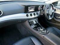 2017 Mercedes-Benz E CLASS DIESEL SALOON E220d SE 4dr 9G-Tronic Auto Saloon Dies