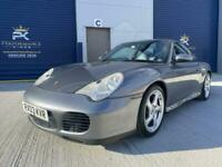 2003 Porsche 911 996 CARRERA 4 S (C4S) Coupe Petrol Manual