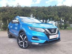 2017 67 Nissan Qashqai 1.5 dCi Tekna+ Diesel Manual with Navigation
