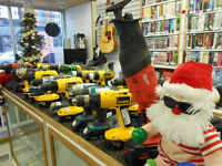 NiCad power tool blow out sale