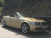 BMW 323 CI CONVERTIBLE
