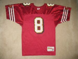 San Francisco 49ers Steve Young  Kids Football Jersey