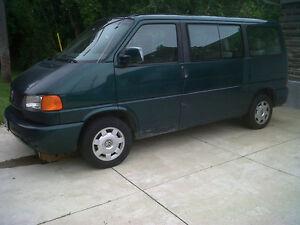 1999 Volkswagen EuroVan FULLY LOADED Minivan, Van
