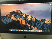 "Apple iMac Late 2012, 21"" Core i5 2.7GHz, 8GB RAM, 1TB HDD. NVIDIA GeForce Graphics"