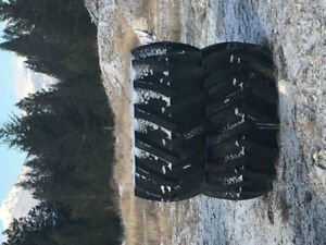 Firestone 30.5x32  skidder tires