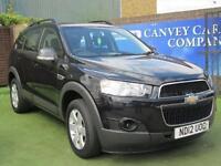 2012 Chevrolet Captiva 2.2 VCDi LS FWD 5dr (5 Seats)