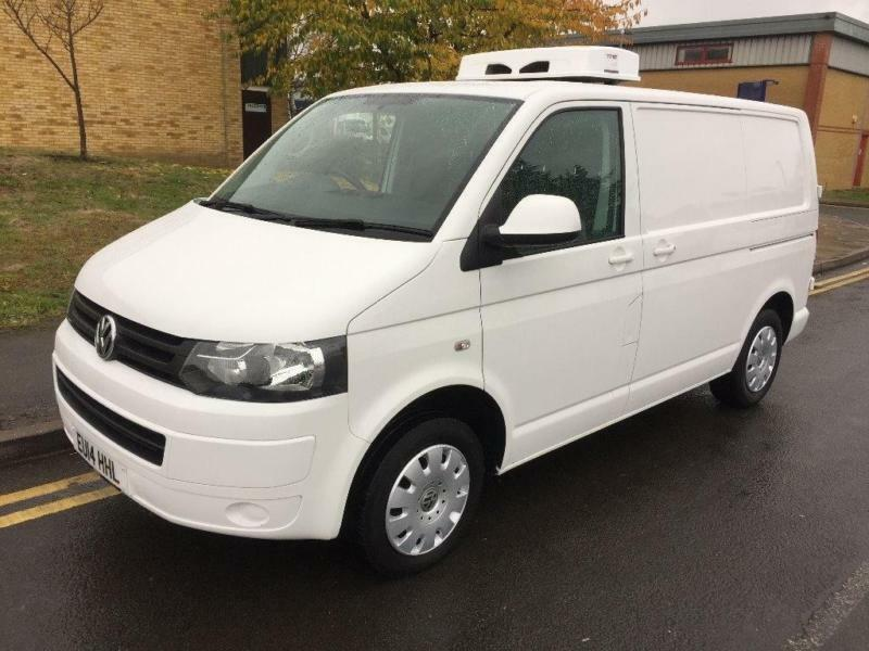 e2c4087218 2014 Volkswagen Transporter 2.0 TDI T28 Trendline Fridge Van Manual Panel  Van