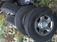 Toyo Open Country 17 Inch Winter Tires LT265/70/17 Load E LT
