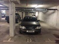 2001 Audi A6 multitronic