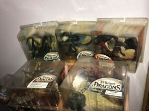 MCFARLANE'S DRAGONS Series 2
