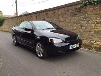 Vauxhall Astra convertible bertone full service history