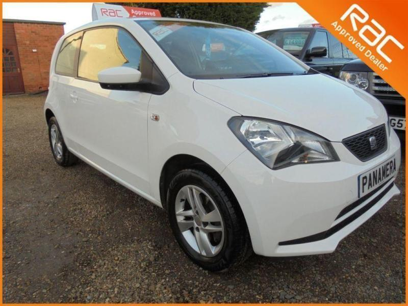 2014 14 Seat Mii 1 0 Toca 3dr 60 Bhp Finance With No