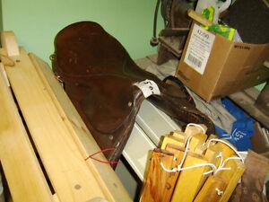 Barnsby 18 English saddle