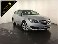 2013 63 VAUXHALL INSIGNIA DESIGN CDTI ESTATE 1 OWNER SERVICE HISTORY FINANCE PX