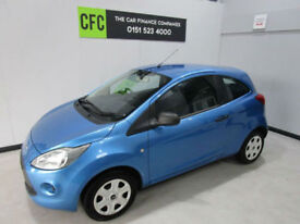 2010 Ford Ka 1.2 Studio BUY FOR ONLY £82 A MONTH*FINANCE* £0 DEPOSIT AVAILABLE