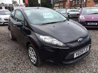 2009 FORD FIESTA 1.25 Style [82] LOW INSURANCE and MILEAGE 12 MTS WARRANTY AVAIL