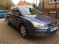 Ford Focus 1.6 LX AUTOMATIC (blue) 2006