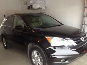 2010 CR-V EX-L, Winter-Ready and Newly Conditioned.